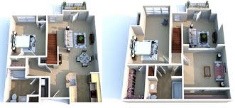 2 bedroom with loft house plans 1 2 bedroom apartments for rent in rochester ny cornhill