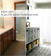 Pictures Of Master Bathrooms Reveal Budget And Sources 1 482 Master Bathroom Reno Create