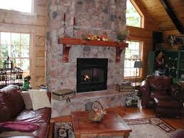 Outdoor Fieldstone Fireplace - stone fireplace with cut decorations images fireplace surripui net