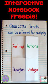 Character Trait Worksheet Upper Elementary Snapshots Character Traits A Lesson For Upper