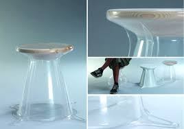 Chairs Israel Stools Clear Plastic Chair Rung Protectors Clear Plastic Patio