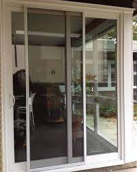 Patio Door Insect Screen Sliding Insect Screen Fending Off Unwanted Intruders