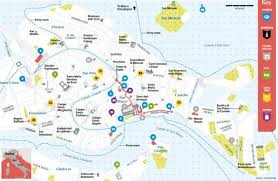 venice vaporetto map venice travel tips where to go and what to see in 48 hours the