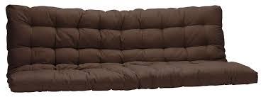 canape matelas matelas marron pour banquette futon lestendances fr