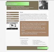Websites To Put Your Resume On Building A Resume Website Resume For Your Job Application