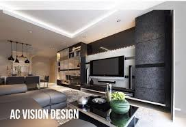 HDB BTO Room D Ideas Interior Design Singapore Living - Living room design singapore