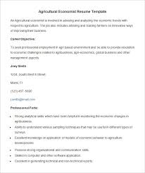 professional business resume template agriculture resume template 24 free sles exles format