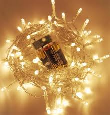 Battery Powered Led Lights Outdoor by Purchased X2 To Wrap Wagon Wheel Chandelier With This And Tulle
