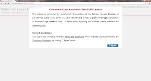lexisnexis phone number due process colorado common law