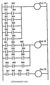ladder logic examples plc manual