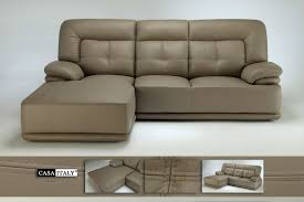 Sofa Casa Leather Casa Italy Leather Sofa F 3212 Living Room L Shape Sofa Modern