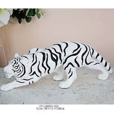 ceramicslife tiger ornaments crafts home accessories resin animal