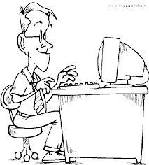 computer coloring pages coloring pages kids family