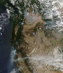 Current Wildfire Map Idaho by Fires In The Pacific Northwest Natural Hazards