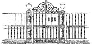 ornamental ironwork minneapolis custom ironwork