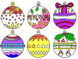 10000 boules de Noël à colorier  Tomlitoo