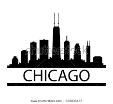New York City Skyline Wallpaper Black And White Image Gallery Hcpr by Chicago Clipart Collection 64