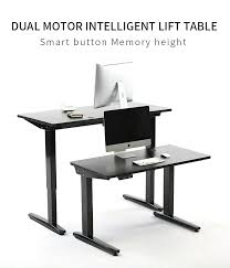 desk ergonomic desk standing ergonomic standing desk attachment