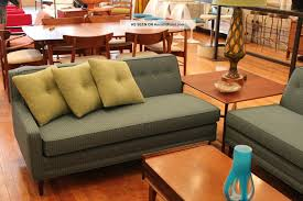 Retro Sectional Sofas Simple Retro Sectional Sofa 55 In Conversation Sofa Sectional With