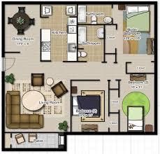3 bedroom 2 bathroom 3 bedroom 2 bathroom floor plan at pecan grove apartments