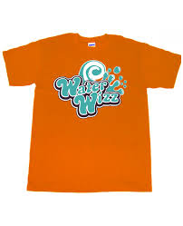 water wizz t shirt