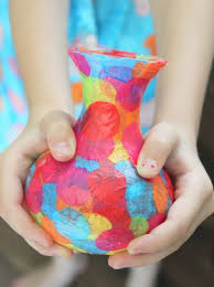 Hand Crafts For Kids To Make - here is a fun little craft for kids to make my 4 year old and i