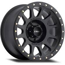 matte black nv matte black off road wheel method race wheels
