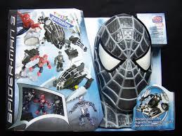 image gallery black spiderman venom toys