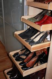 preferential image closet shoe storage rack ideas then hanging