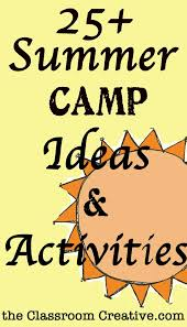 camp theme ideas u0026 activities
