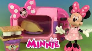 jeux de minnie cuisine minnie mouse micro ondes microwave play doh jeu d imitation