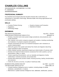 ford motor co percepta business analyst resume sample