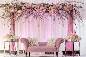 wedding decorating ideas simple stage decoration for reception wedding decorations archives