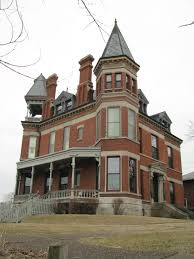 clark blackwell mansion muscatine ia victorian houses