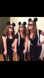 3 Blind Mice Costume Diy Three Blind Mice Costume Inspiration Http Www Costume Works