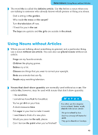 english grammar for grade 2 pdf grammar worksheets grade 2 noun