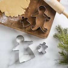fox run christmas cookie cutter set assorted shapes christmas