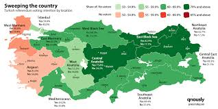 Istanbul Turkey Map A Fortnight Before Turkey Votes Yes Votes Soar High James In Turkey