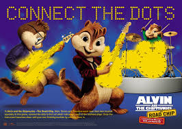 alvin and the chipmunks road chip review and free activities