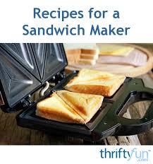 10 best sandwich maker treats images on Pinterest