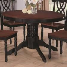 Best Kitchen Table Redo Ideas Images On Pinterest Kitchen - Black dining table with cherry top
