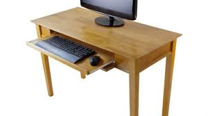 Computer Desks With Keyboard Tray Computer Desk Keyboard Tray Slide Out Modern Gray Voicesofimani