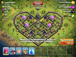Clash Of Clans Maps Top 10 Funny Clash Of Clans Base Top Ten Funny Coc Base