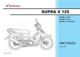 part catalog honda supra x 125 by ahass tunasjaya issuu