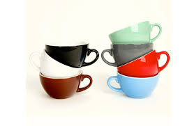 Cappuccino Cups by Acme Cappuccino Cups 190ml 4 Muddle Me