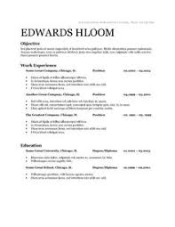 Ats Friendly Resume Example by Free Ats Applicant Tracking System Optimized Resume Templates