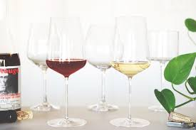 wine glass with initials do you really need zalto wine glasses bon appetit