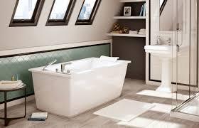 Freestanding Soaking Tubs Optik 6032 F Freestanding Bathtub Maax Collection Optik 6032