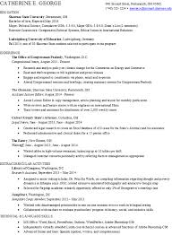 Example Of Area Of Interest In Resume by Building Resumes And Cover Letters Shawnee State University