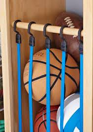 Ball Organizer Garage - best 25 sports storage ideas on pinterest sports equipment